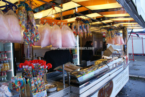 Bags of Candy Floss,image