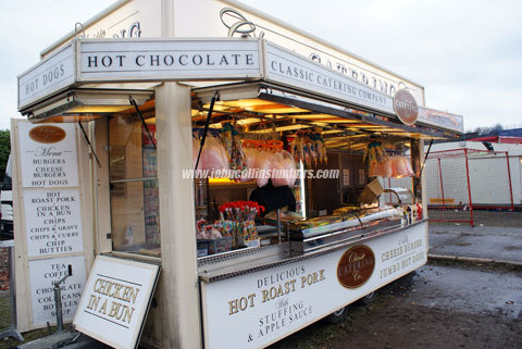 John Collins Classic Catering Unit,image