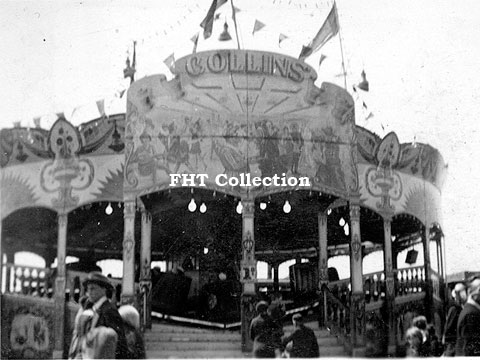 M A Collins' Lakin Waltzer, Newcastle Town Moor, June 1934, FHT Collection,image