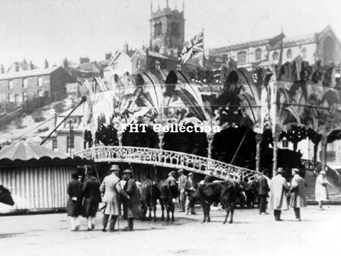 M A Collins' Scenic Dragons, Macclesfield, FHT Collection,image