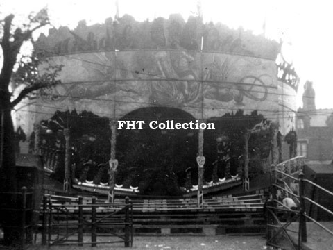 M A Collins' Scenic Dragons, Leek, May 1933, FHT Collection,image