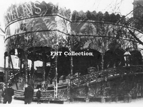 John Collins' Scenic Motors, Burton on Trent, March 1913, FHT Collection,image