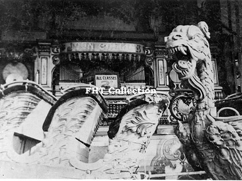 M A Collins' Scenic Dragons (inside view) Gorton 1941 FHT Collection,image