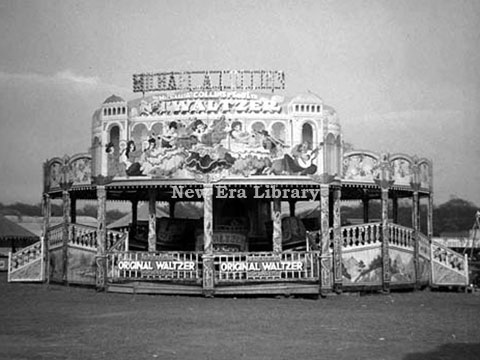 M A Collins' Lakin Waltzer, Liverpool May 1951, New Era Library,image