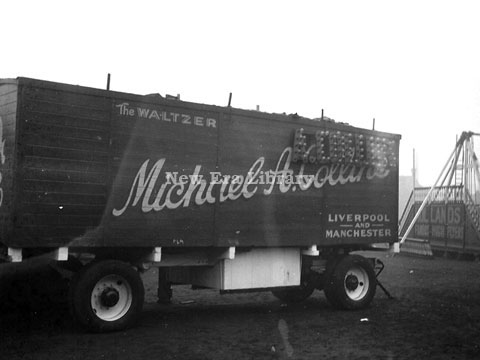 M A Collins' Packing Truck for Waltzer New Era Library,image