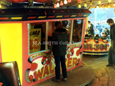 M.A Collins 2nd Maxwell Waltzer, Nottingham Goose Fair, October 1982, M.A.Smith Collection,image