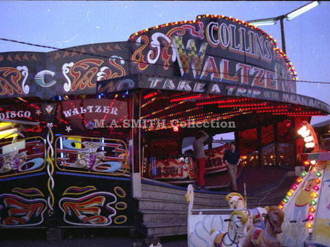 John Collins' Maxwell Waltzer, Altrincham, March 1982, M.A.Smith Collection,image