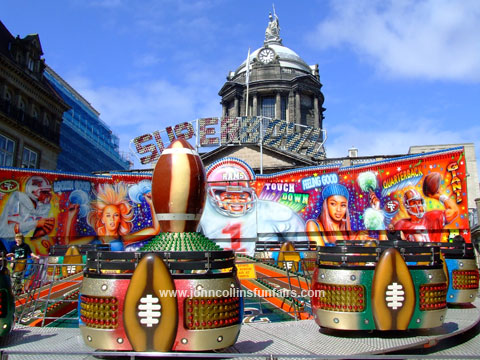 John Collins' Superbowl at Mathew Street Music Festival Liverpool,image